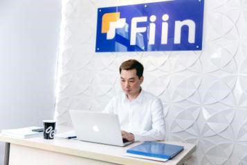 Ông Trần Việt Vĩnh - CEO của Fiin nỗ lực cung cấp giải pháp đơn giản hoá nhu cầu tài chính cá nhân