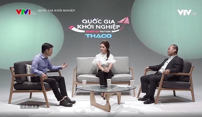 CEO của Fiin phỏng vấn với VTV1 về thị trường tài chính số Việt Nam và về việc đầu tư online qua app