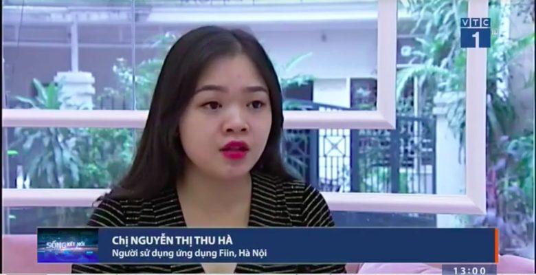 Chị Thu Hà đã và đang đầu tư cho vay qua Fiin với số tiền lên tới trăm triệu