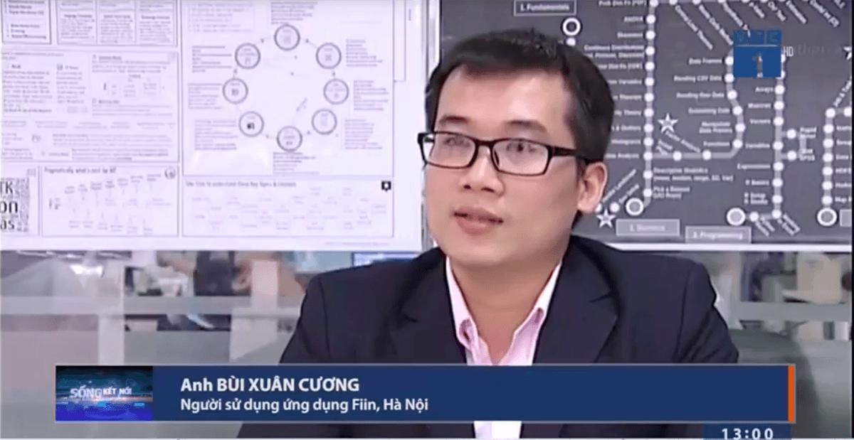 Anh Xuân Cương, chuyên viên kiểm toán đánh giá cao nền tảng công nghệ của Fiin