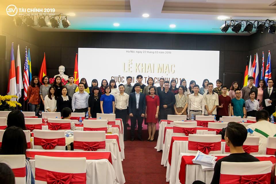 Trải qua 7 mùa tổ chức, cuộc thi thu hút sự tham gia của hơn 25000 sinh viên khối ngành kinh tế - tài chính trên toàn Hà Nội