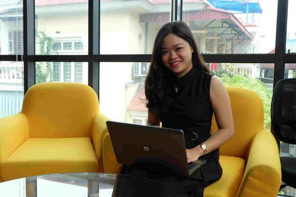Chị Thu Hà – người kinh doanh online đang có khoản đầu tư lên tới 50 triệu đồng quaFiin