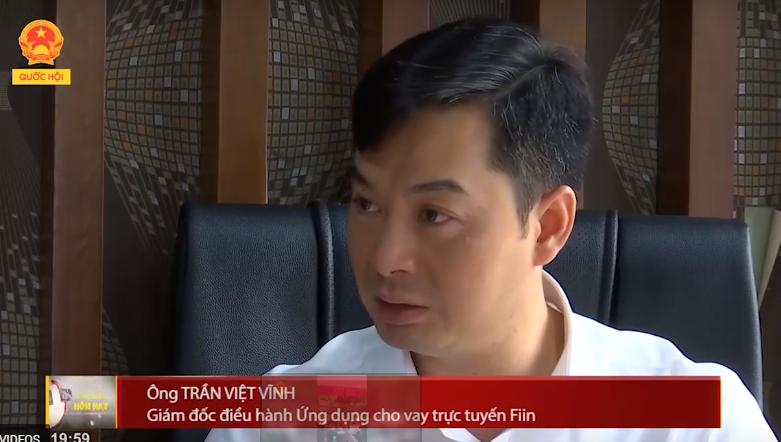 Fintech chân chính không có từ lừa đảo - Trần Việt Vĩnh CEO Fiin