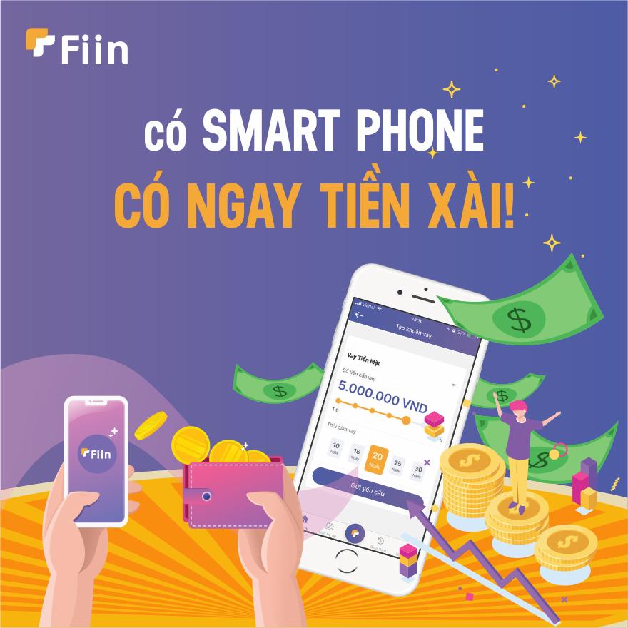 Fiin là một trong những doanh nghiệp Fintech hàng đầu Việt Nam hiện nay