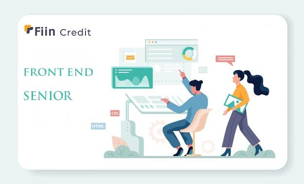 Fiin Credit tuyển dụng nhân viên lập trình Front End.