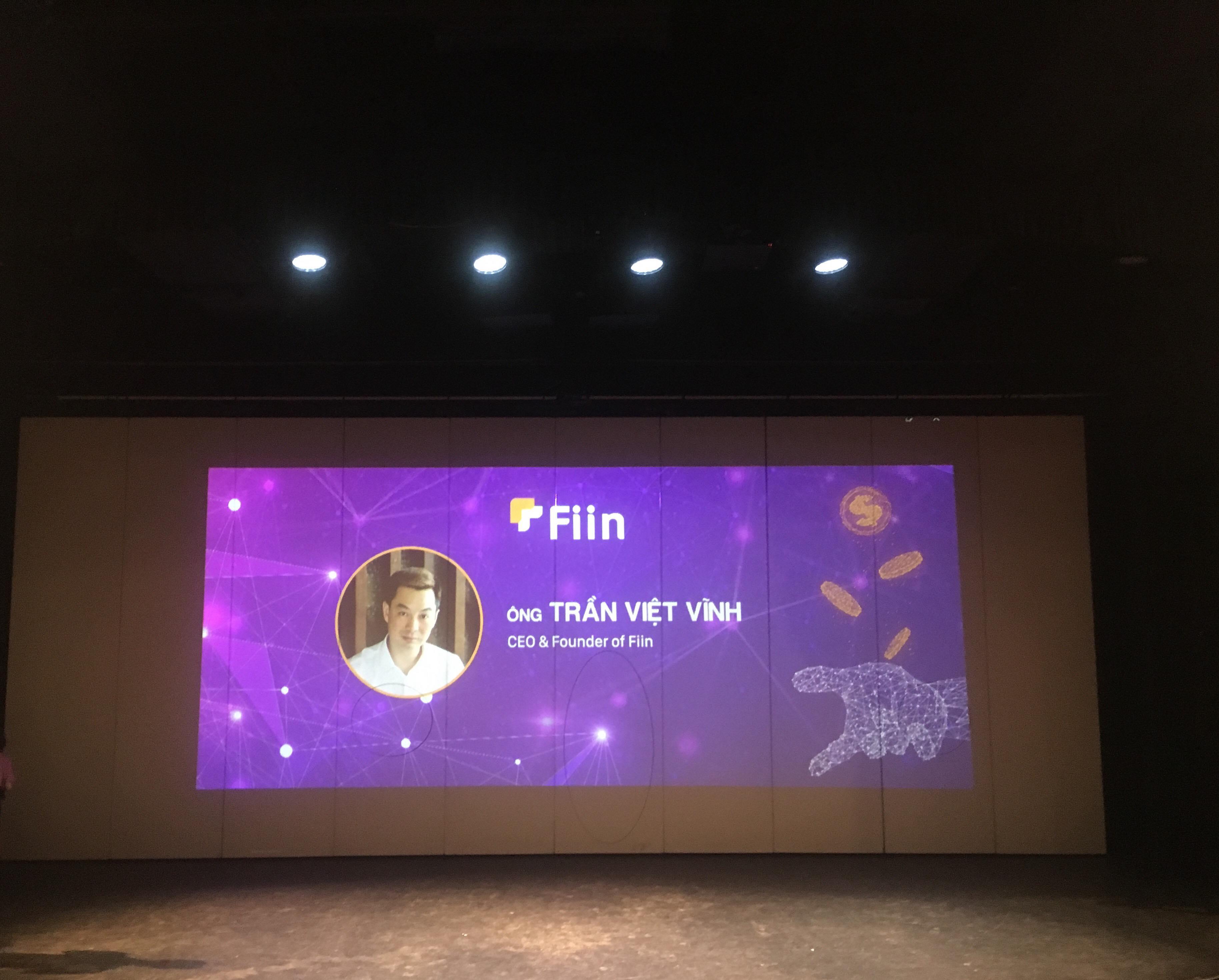 Ông Trần Việt Vĩnh - Người sáng lập kiêm CEO của Fiin nói về tính cấp thiết của dịch vụ ứng tiền tiêu dùng ở Việt Nam.