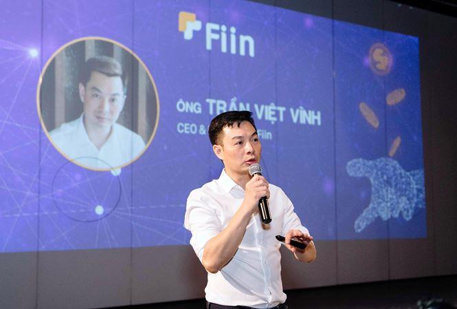Ông Trần Việt Vĩnh - Nhà sáng lập kiêm Giám đốc điều hành công ty Cổ phần Đổi mới Công nghệ Tài chính Fiin chia sẻ về dịch vụ tín dụng tiêu dùng