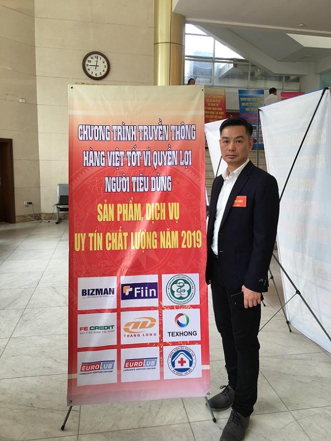 Ông Trần Việt Vĩnh - CEO của Fiin Credit khuyên người dùng tìm hiểu thông tin từ những nguồn uy tín trước khi sử dụng dịch vụ cho vay online