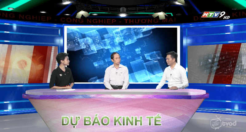 CEO của Fiin đã có cuộc trao đổi trực tiếp với Tổng Thư ký Hội Tin học Thành phố Hồ Chí Minh