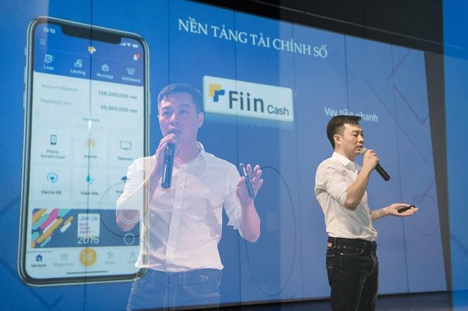 CEO Trần Việt Vĩnh mô tả cách khởi nghiệp Fintech thành công