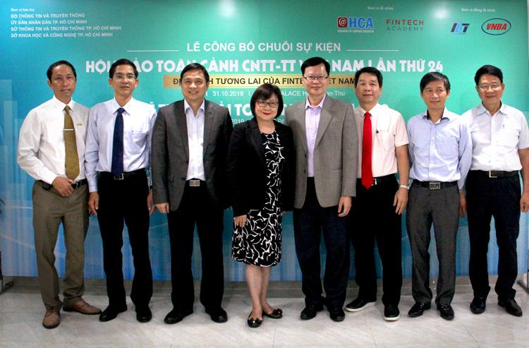 Toàn cảnh Công nghệ thông tin - Truyền thông Việt Nam (Vietnam ICT Outlook - VIO) là một trong những sự kiện lớn về công nghệ thông tin và truyền thông được tổ chức thường niên từ năm 1995.
