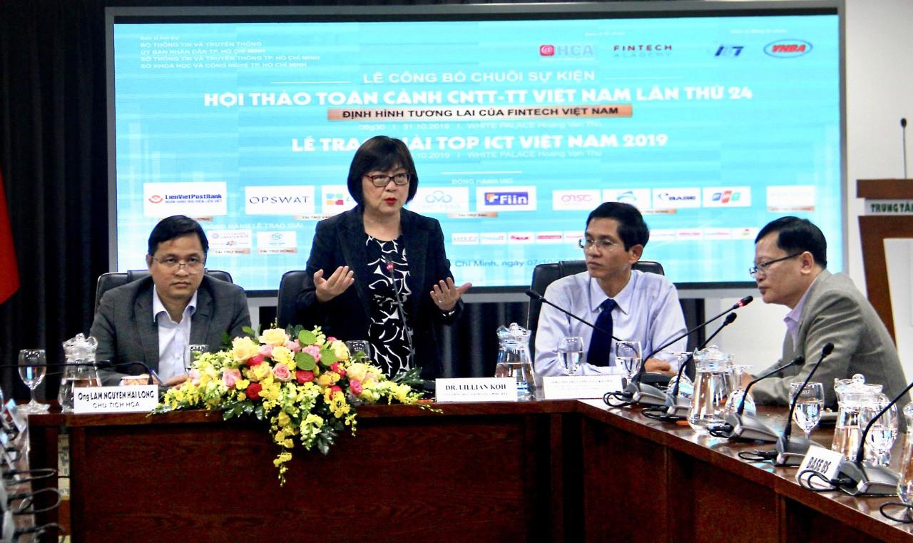 Hội thảo định hướng Fintech Việt Nam trong thời gian tới