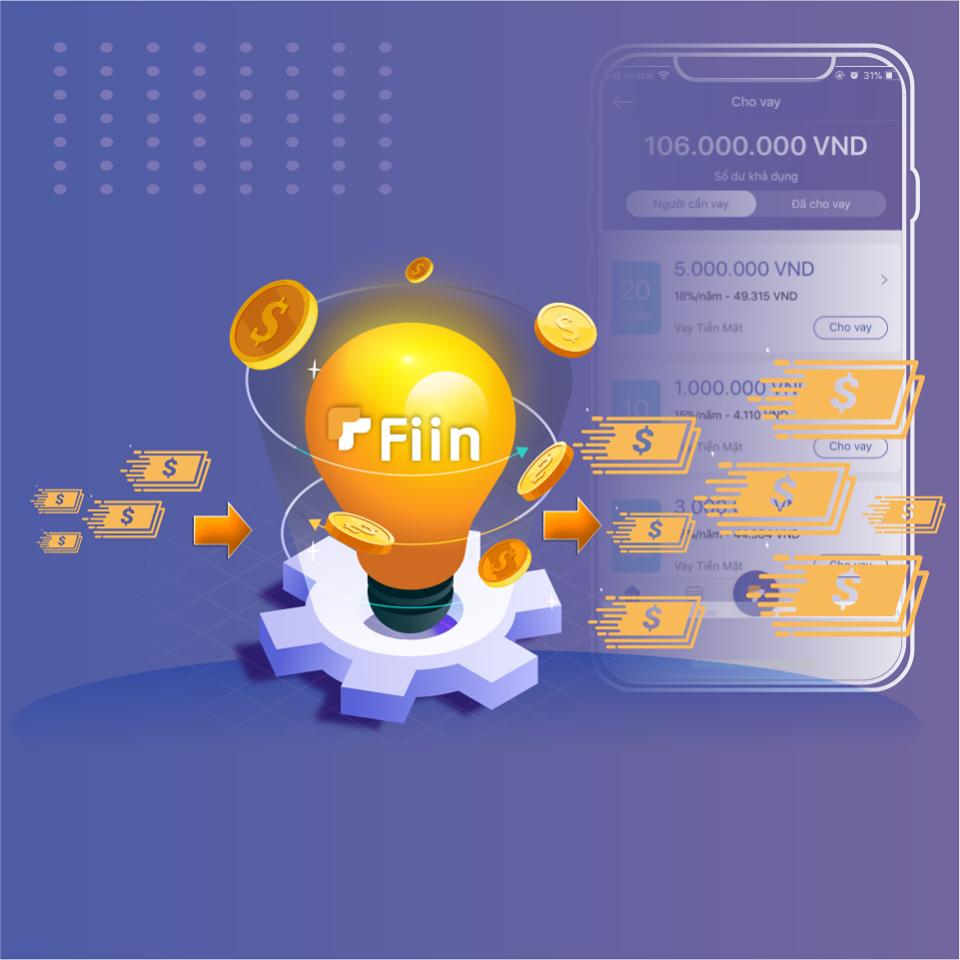 Với nhiều thành tựu đạt được trong lĩnh vực Fintech, Fiin mong muốn những dịch vụ đang cung cấp sẽ giải quyết được vấn đề tài chính của người Việt và đẩy lùi ma trận tín dụng đen