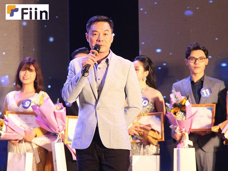 Ông Trần Việt Vĩnh khẳng định Fiin sẽ tiếp tục sát cánh cùng sinh viên Ngoại thương nói riêng và sinh viên Việt Nam nói chung