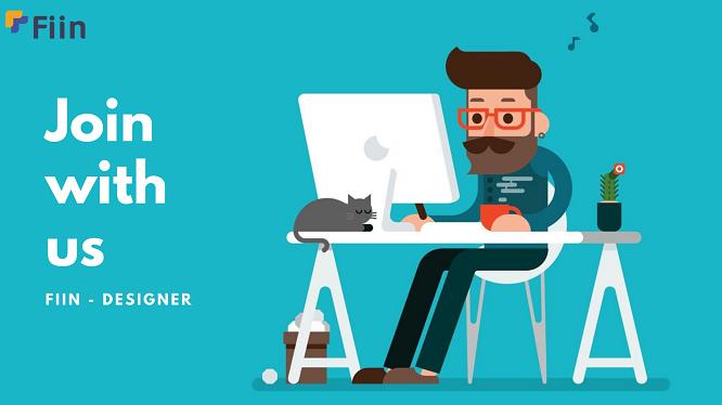 Fiin Credit tuyển dụng nhân viên design
