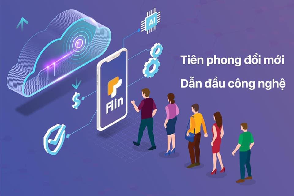Fiin Credit - ứng dụng của người Việt, Tiên Phong Đổi Mới, Dẫn Đầu Công Nghệ
