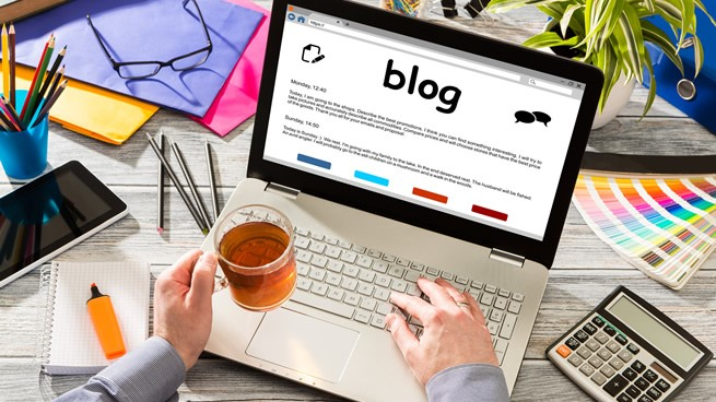 Viết blog là một nguồn tạo thu nhập thụ động hữu ích