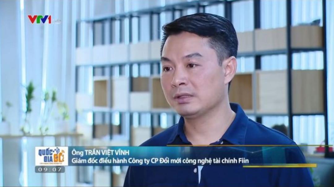 Ông Trần Việt Vĩnh chia sẻ về Fiin bảo vệ dữ liệu cá nhân người dùng như thế nào