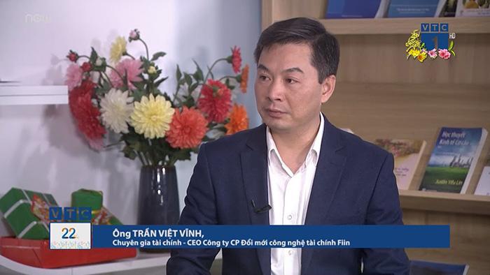 Ông Trần Việt Vĩnh - CEO Fiin.vn