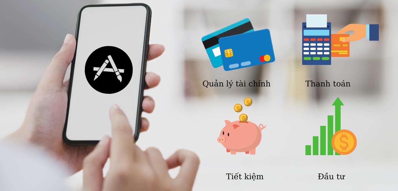 Xu hướng ứng dụng công nghệ phát triển tài chính tự chủ