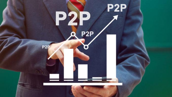 Ảnh: Mô hình P2P Lending